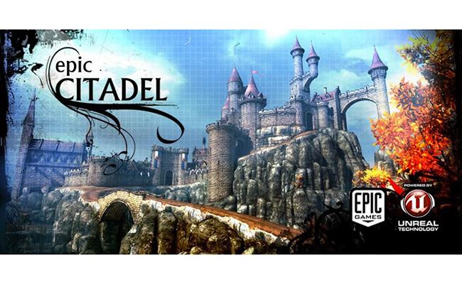 "Unreal Engine 3 демо ""Epic Citadel"" стало доступно для Android устройств"