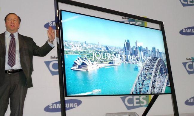 Новинки от Samsung: OLED TV идет в массы, новый дизайн Smart TV, диагональ 110″ уже не фантастика