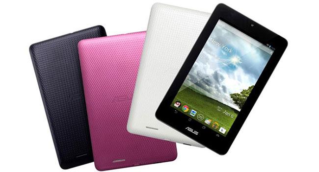ASUS представила доступный планшет MeMO Pad