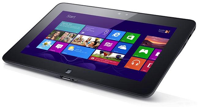 Dell упростила планшет Latitude 10 с Windows 8 и снизила его цену до $500
