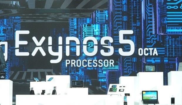 Samsung анонсировала 8-ядерный мобильный процессор Exynos 5 Octa