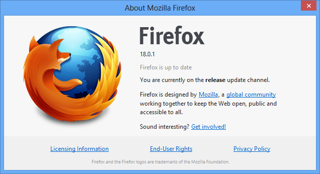 Новинки программного обеспечения: начало года. Trillian 5.3, Firefox 18.0.1, MKV Toolnix 6.0.0 и др.