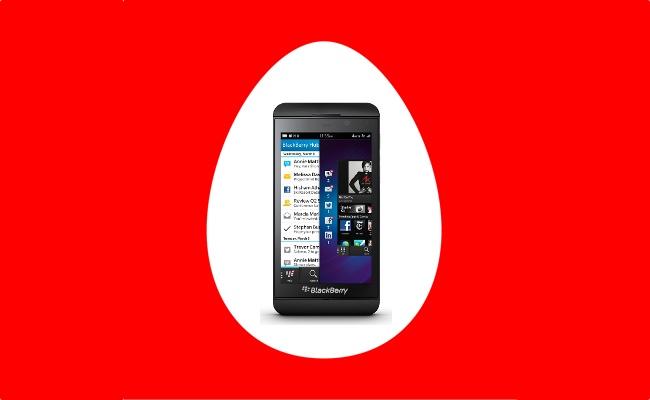 МТС начнет продажи смартфонов BlackBerry Z10 и Q10 в Украине этим летом