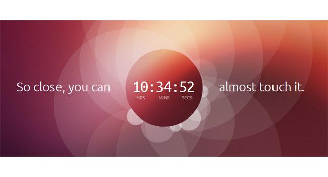Сегодня вечером ожидается анонс мобильной версии ОС Ubuntu