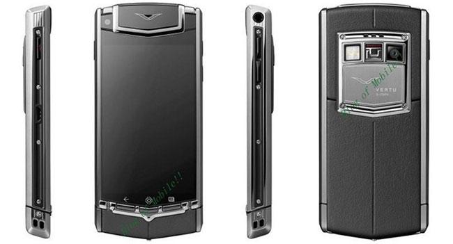 Скоро в продажу поступит Android-смартфон под брендом Vertu