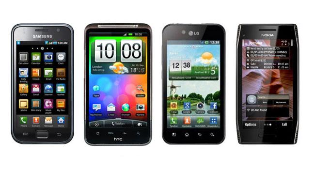 Gartner: лидерами рынка смартфонов в 2012 году стали Samsung, Apple и Huawei