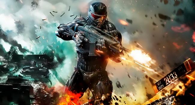 Crysis 3: большая охота