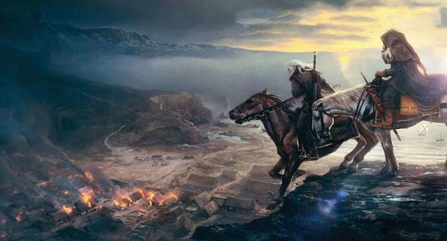 «Ведьмак 3» выйдет в 2014 г: первые подробности