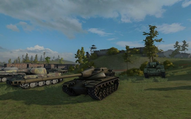 World of Tanks: от 0.8.1 к 0.8.3