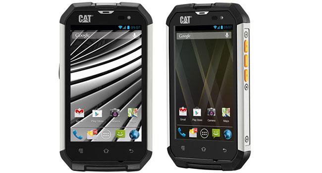 Caterpillar подготовила к выпуску защищенный смартфон Cat B15