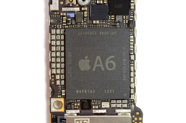 Чип Apple A6 (ядро Swift) – первая попытка Купертино собственноручно модифицировать архитектуру ARMv7