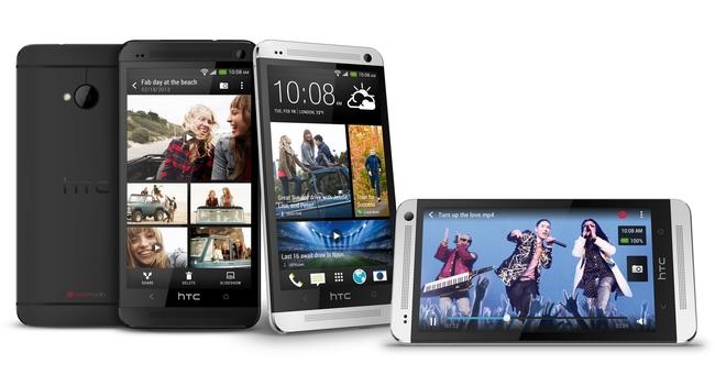 HTC-One_BW