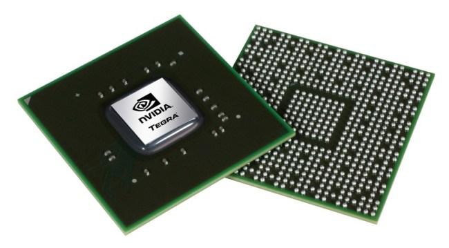 Почти все флагманские планшетные компьютеры образца 2011 года были построены на базе чипа NVIDIA Tegra 2