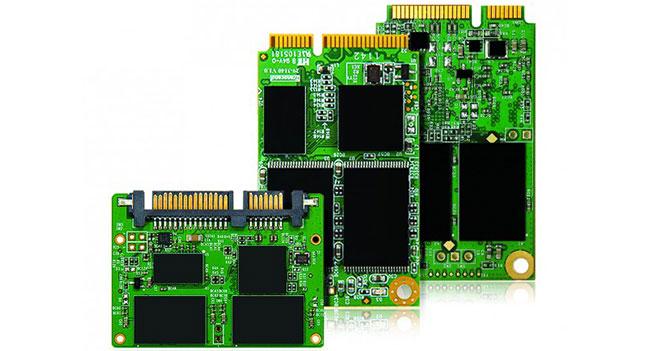 Transcend анонсировала компактные SSD форматов mSATA и half-slim SATA