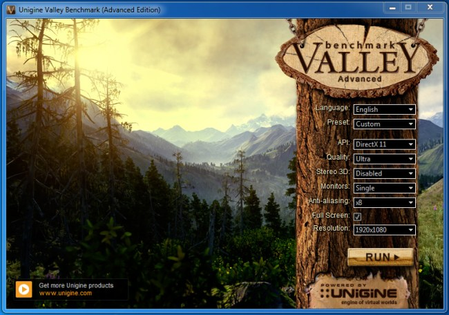 Valley_Benchmark_tools_GUI