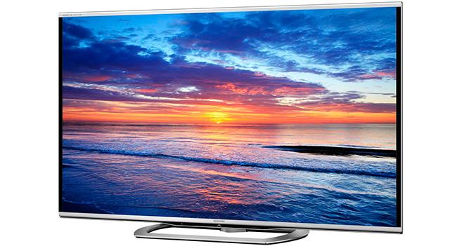 Sharp представляет в Украине флагманский телевизор AQUOS Quattron LC-80LE857E 3D