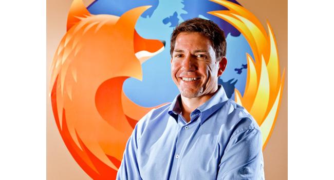 Глава Mozilla Гэри Ковакс уходит в отставку