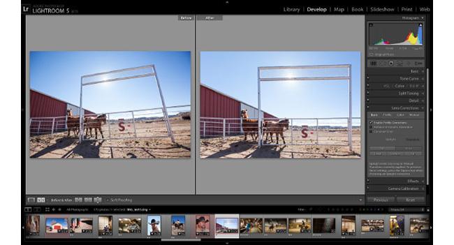 Adobe выпустила бета-версию Photoshop Lightroom 5