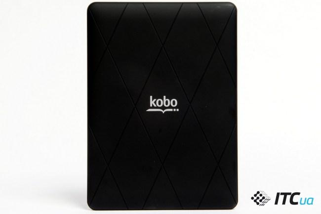 Обзор e-ink ридера с подсветкой Kobo Glo - ITC ua