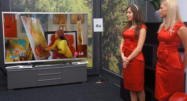 «Дом мечты»: передвижная выставка LG стартует во Львове