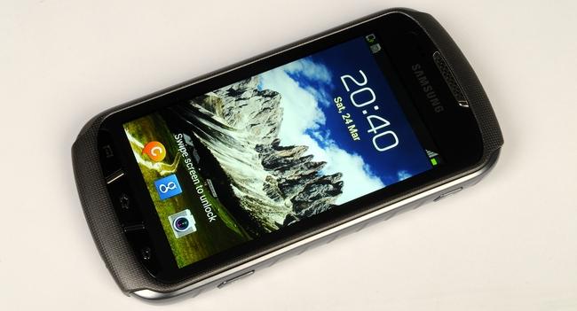 Samsung Galaxy Xcover 2 Intro