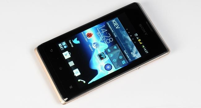 Sony Xperia E Dual Intro