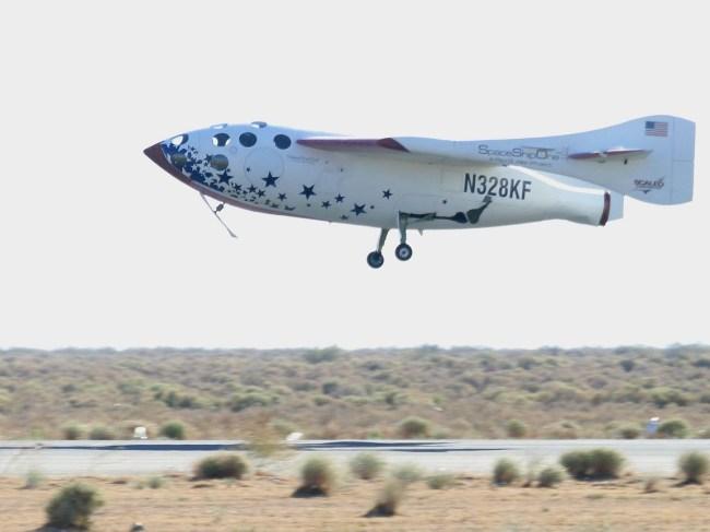 Кораблю Virgin Galactic SpaceShipOne так и не было суждено возить туристов в космос – он морально устарел