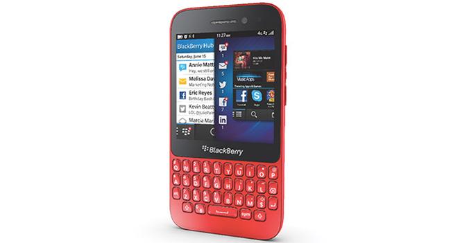 BlackBerry анонсировала смартфон Q5 для развивающихся рынков