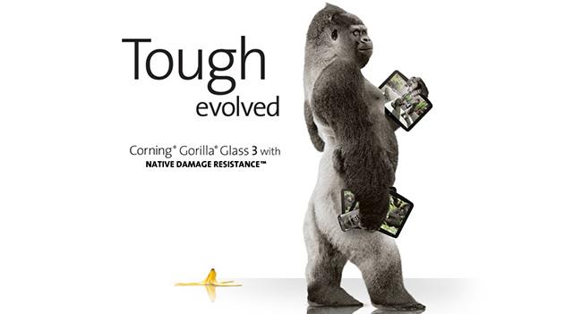 Corning: Gorilla Glass 3 обладает рядом преимуществ перед сапфировым стеклом