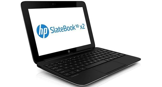 HP представила два гибридных ноутбука с ОС Windows 8 и Android