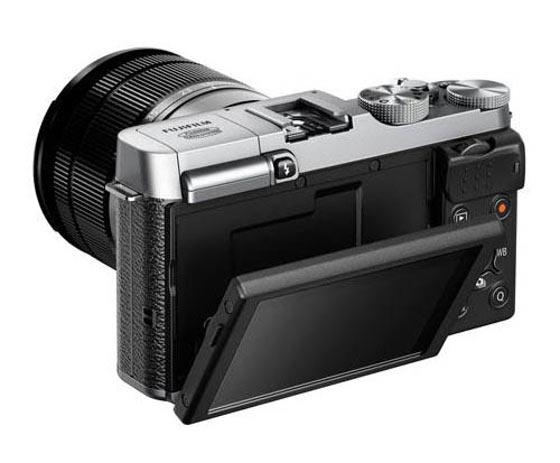 Системная камера Fujifilm X-M1 представлена официально