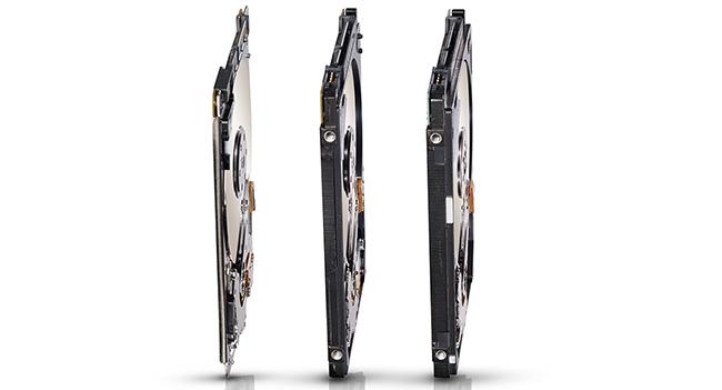 Seagate начинает поставки жесткого диска толщиной 5 мм
