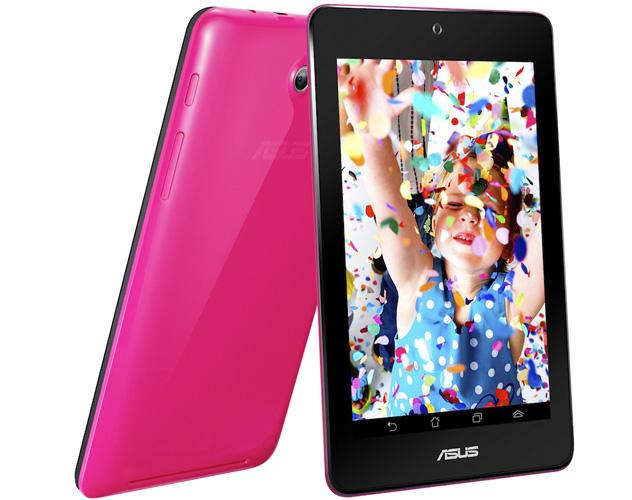 ASUS представила два планшета MeMO Pad