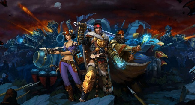 Prime World: Defenders – карты, башни, все дела