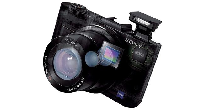 Sony анонсировала компактную камеру Cyber-shot RX100M2 с дюймовым сенсором