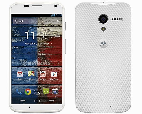 Релиз смартфона Motorola Moto X состоится 1 августа