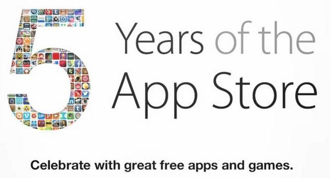 app_store_5_years
