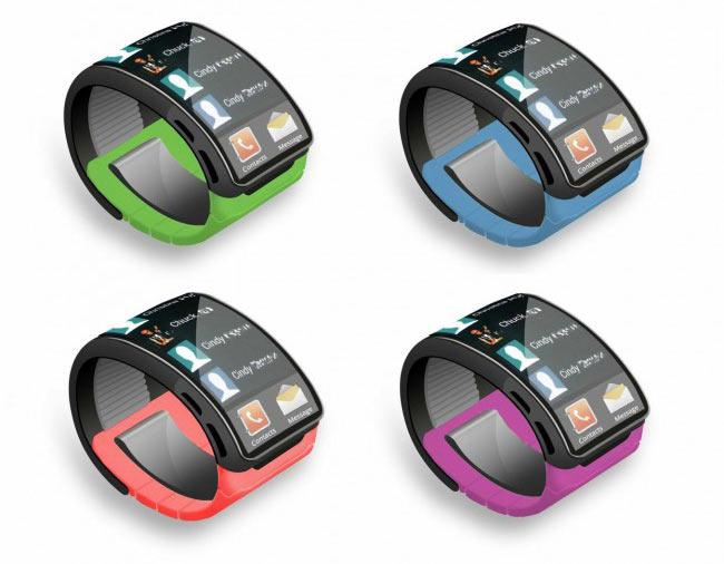 Смартчасы Samsung Galaxy Gear получат 2,5-дюймовый OLED-дисплей и процессор с частотой 1,5 ГГц