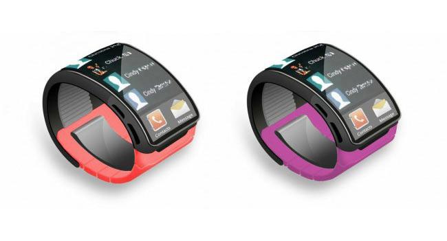 Уточнены характеристики часов Samsung Galaxy Gear