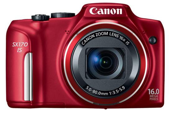 Canon анонсировала четыре компактные камеры PowerShot