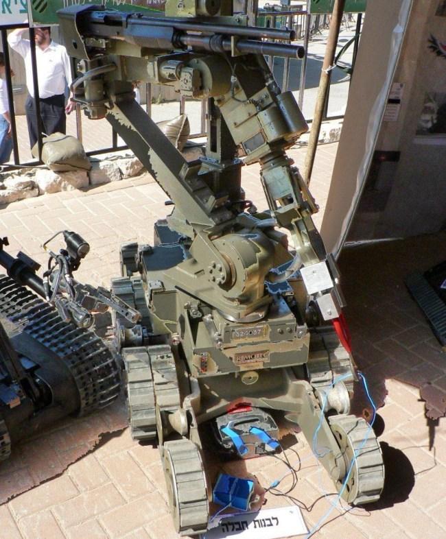 Саперный робот MarkV-A1
