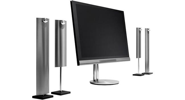 Bang & Olufsen выпустила телевизор BeoVision 12-65 New Generation с многоканальной акустической системой