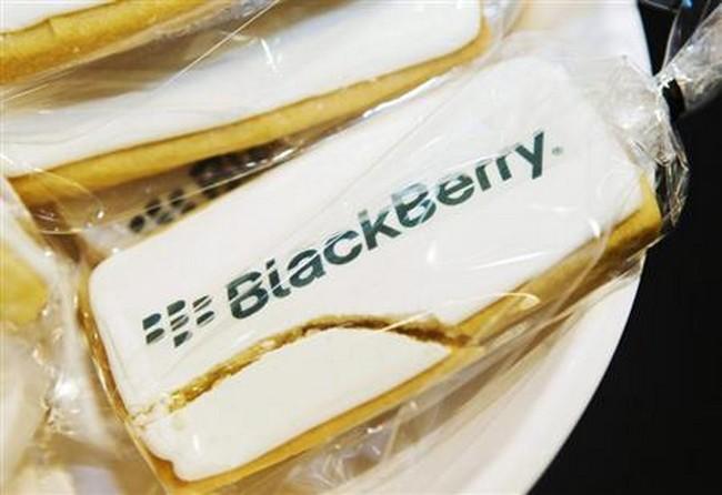 Печенье BlackBerry