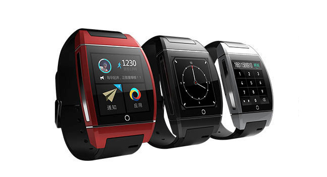 inWatch One - «умные часы» с GSM-модулем