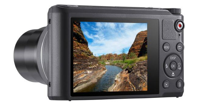 Samsung внедрила поддержку Evernote в камеру WB250F SMART