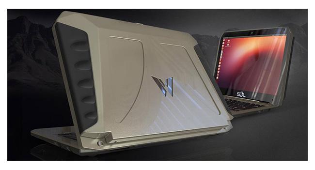 Sol - первый ноутбук, способный работать исключительно от солнечной энергии
