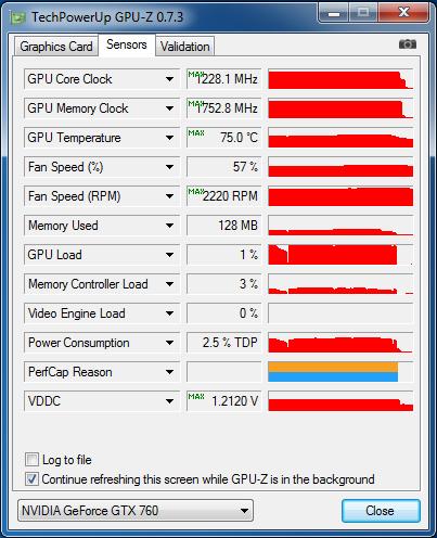 ASUS_GTX760_mini_GPU-Z_nagrev_razgon