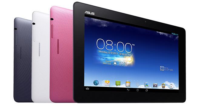 ASUS представляет в Украине планшета MeMO Pad FHD 10 с процессором Intel