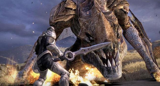 Игра Infinity Blade 3 выйдет на iOS 18 сентября