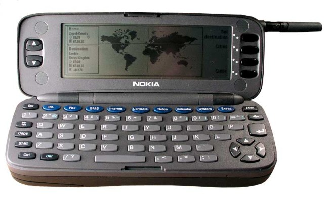 Коммуникатор Nokia 9000